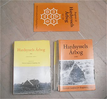 Antikvariske bøger